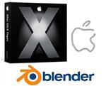 macosx blender 2007