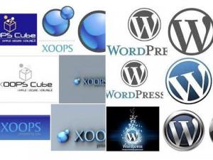 wordpress_xoops_logo