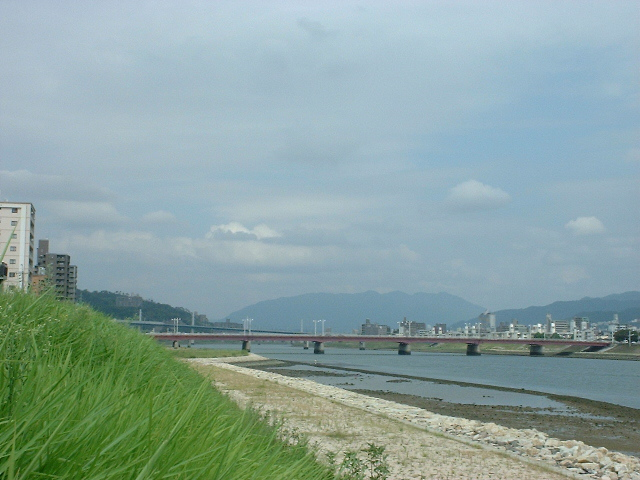 river koihonmachi 2006